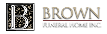 Brown Funeral Home Inc.