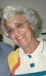 Pearlie  Rabin (Myerson)